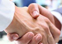 manos clientes