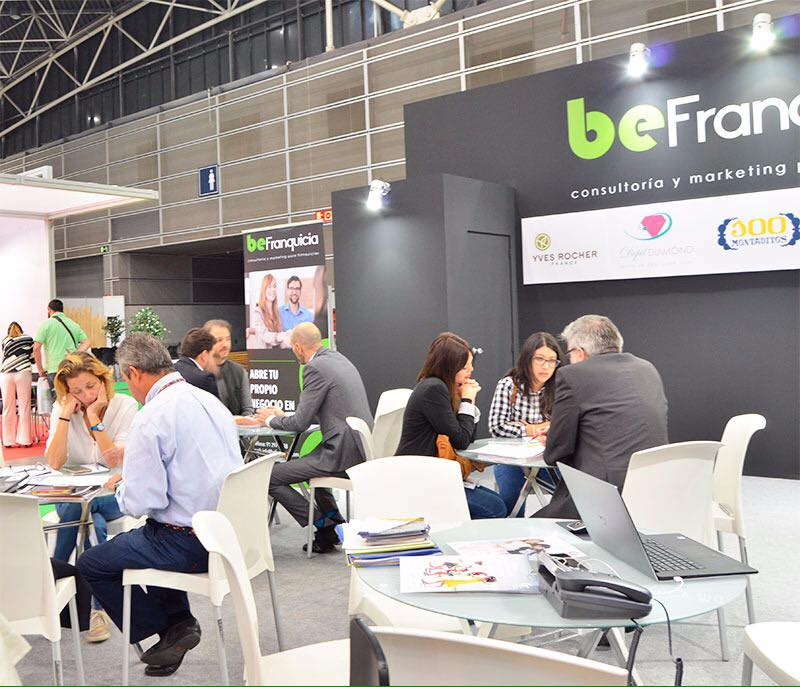 Stand BeFranquicia SI