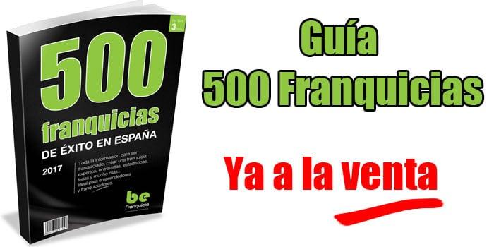 500 franquicias y marcas