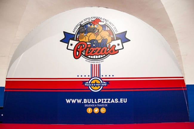 Franquicia Bull Pizza's