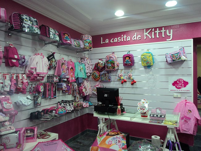Franquicia La Casita de kitty