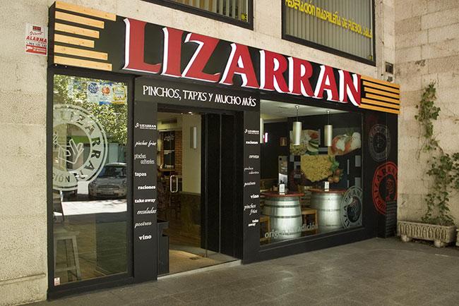Franquicia Lizarran
