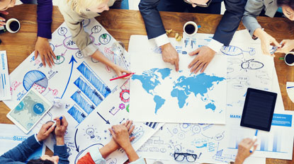 Internacionalizar de franquicias