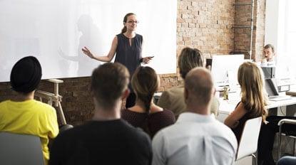Presentaciones a emprendedores