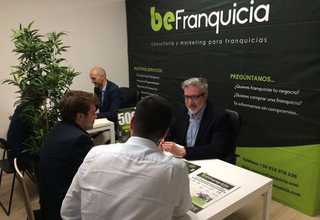 BeFranquicia FranquiMadrid