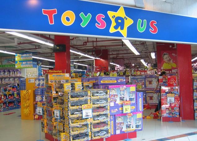 franquicia Toys'R'Us