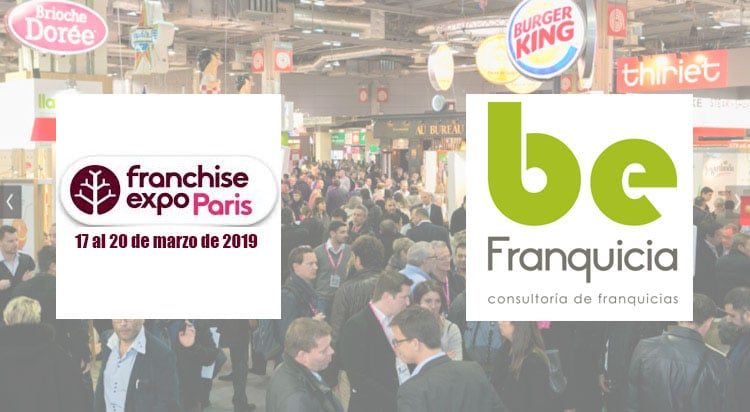 Franchise Expo París