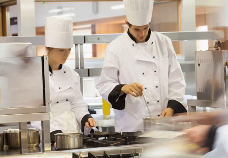 cocineros franquicia