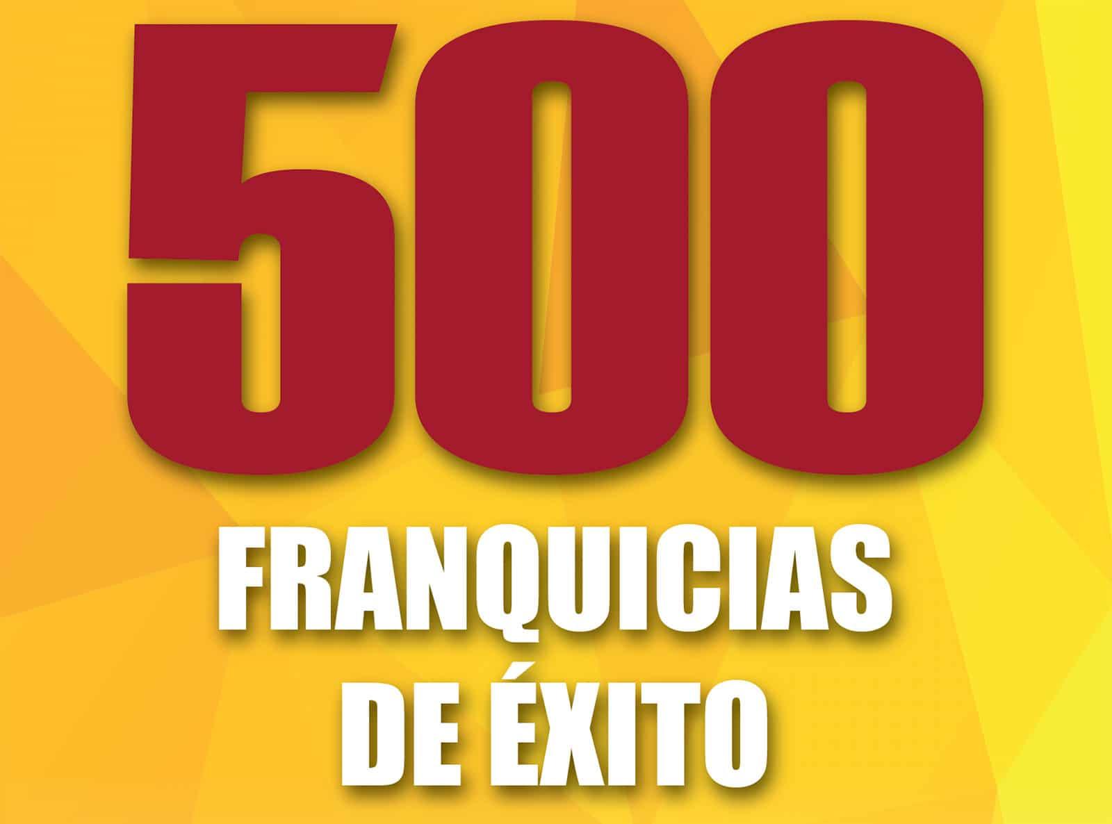 Guia 500 franquicias
